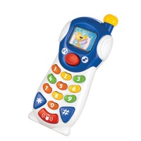 winfun light up talking phone electronic toy