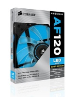 corsair af120 air quiet edition high airflow 120mm fan twin