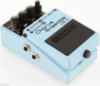 boss effects pedal stereo chorus road clipless pedal