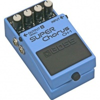 boss effects pedal super chorus road clipless pedal