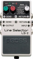 boss effects pedal line selector road clipless pedal