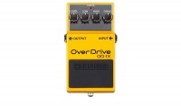 boss effects pedal overdrive od 1x road clipless pedal