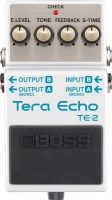 boss effects pedal tera echo te 2 road clipless pedal