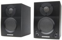 samson mediaone bt3 2 way 3 active studio bluetooth studio monitor