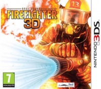 real heroes firefighter 3d nintendo 3ds