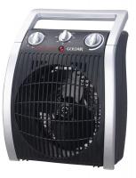 Goldair Fan Heater Black