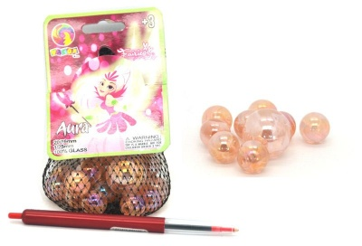 Ideal Toy Marbles Aura