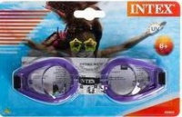 Intex Swim Goggles Play Purple