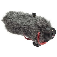 rode fur windshield for videomic go microphone