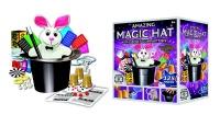 hanky panky amazing magic hat 125 tricks plush rabbit board game