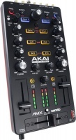 akai professional amx mixing surface with audio interface midi controller
