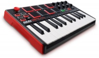 akai professional mpk mini mkii 25 key ultra portable midi controller