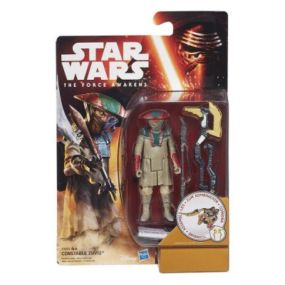 Photo of Star Wars The Force Awakens 3.75-Inch Figure - Constable Zuvio