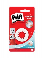 Pritt Invisible Tape 18 mm x 25 m carded