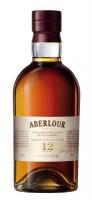 Aberlour 12 Year Old Single Malt Whisky 750ml