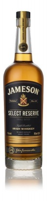 Jameson Select Reserve Irish Whiskey 750ml