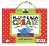 green start play draw create dinosaurs art supply