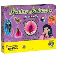 Feather Fashions Jewelry