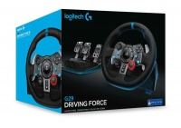 logitech g29 driving force racing wheel ps4 ps3 and pc