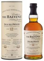The Balvenie 12 Year Old Double Wood Single Malt Whisky 750ml