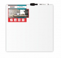 parrot whiteboard tile magnetic 355 x 355mm white office machine