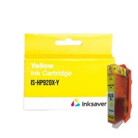 inksaver compatible hp 920xl cd974ae high yield yellow ink office machine