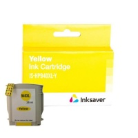 inksaver compatible hp 940xl c4909ae high yield yellow ink office machine
