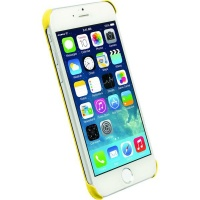 krusell malmo texture cover for the iphone 66s yellow