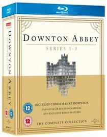 Downton Abbey Series 1 3Christmas at Downton Abbey