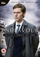 Endeavour The Pilot and Complete First Series