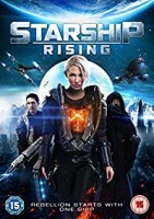 starship rising dvd