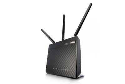 Photo of ASUS RT-AC68U AC1900 Dual-Band Wi-Fi Gigabit Fibre-Ready Router