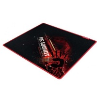 a4tech peripherals b 072 mouse pad black and red