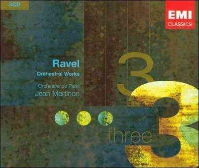 Photo of Jean Martinon - Ravel: Bolero