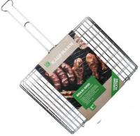 Kaufmann Braai Grid Chrome Plated Box Large