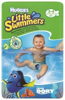 huggies little swimmers size 3 4 nappy