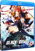 Black Bullet Complete Season Collection