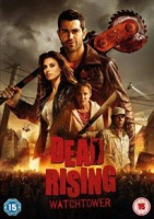 dead rising watchtower dvd
