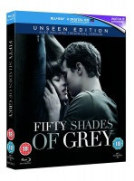 Fifty Shades of Grey The Unseen Edition