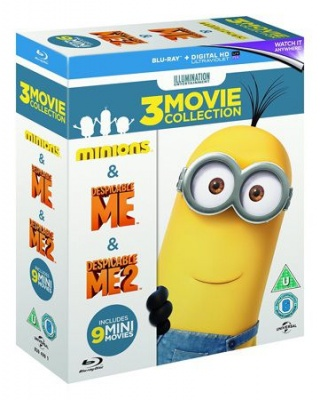 Photo of Despicable Me/Despicable Me 2/Minions