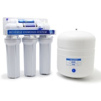 Definitive Water Reverse Osmosis RO Water Filtration System