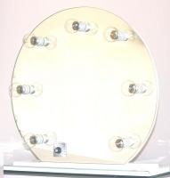 timeless round hollywood glam vanity mirror mirror