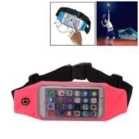tuff luv waterproof sports runners waist bag pouch for