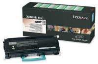 lexmark x264h11g high yield black laser toner cartridge