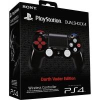 sony dualshock 4 controller darth vader edition ps4