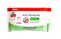 pigeon anti mosquito wipes 12 piece wipe