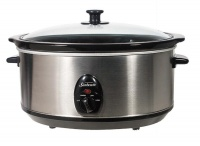 sunbeam 45 litre slow cooker silver slow cooker