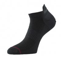 1000 mile ladies double layer liner uk3 55 black underwear sleepwear