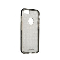 superfly soft jacket reflex for iphone 6 and 6s black clear