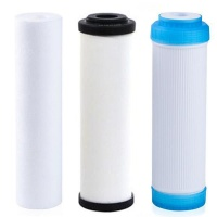 10 filter set sediment ceramic and gac hob